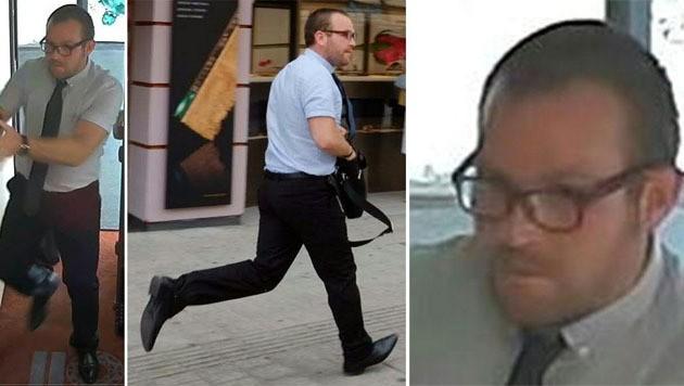 Die Polizei veröffentlichte Fahndungsfotos der Verdächtigen. (Bild: APA/LPD TIROL)