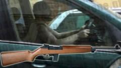"""Der Amokfahrer besaß ein halbautomatisches Kleinkalibergewehr, ähnlich diesem. (Bild: """"Krone"""")"""