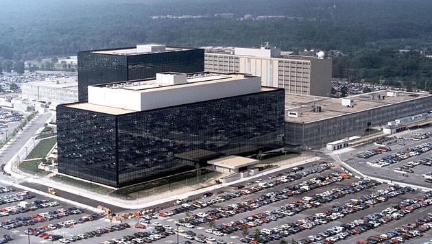 Das NSA-Hauptquartier in Fort Meade (Bild: National Security Agency)