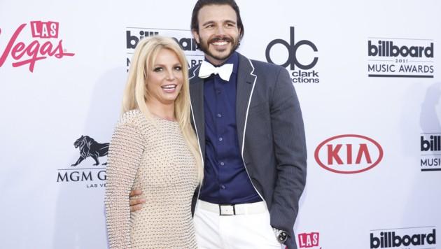 Britney Spears und Charlie Ebersol gehen wieder getrennte Wege. (Bild: Eric Jamison/Invision/AP)