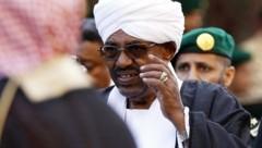Omar al-Bashir (Bild: APA/EPA/AHMED YOSRI)