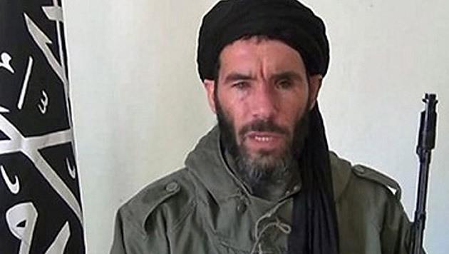 Islamistenführer Mokhtar Belmokhtar (Bild: FBI)