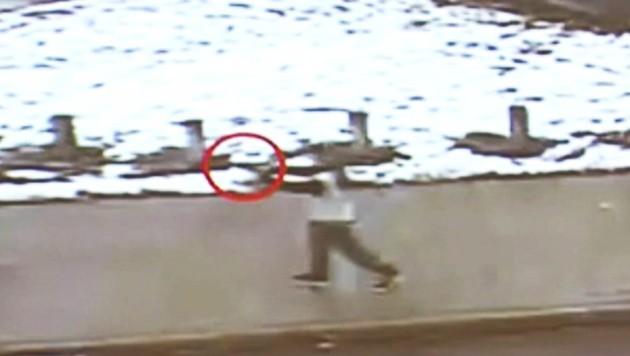 Dieses Spielzeuggewehr war eine solche Bedrohung für die Polizei, dass der Bub sterben musste. (Bild: APA/EPA/CLEVELAND OHIO POLICE DEPARTMENT)