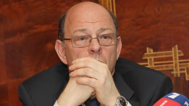 Top-Anwalt Gabriel Lansky (Bild: Peter Tomschi)