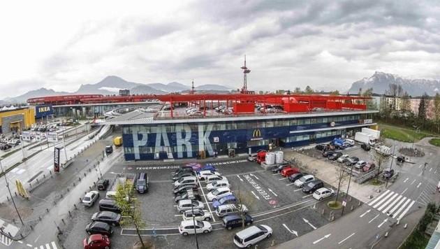Europark Salzburg (Bild: Markus Tschepp)