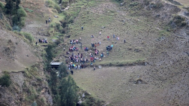 (Bild: APA/EPA/Regional G. of Huanuco/HANDOUT)
