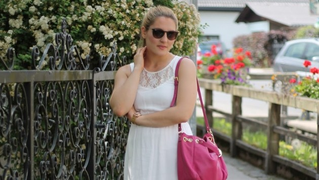 "Svetlana Wakounig betreibt den Mode-Blog ""Lavender Star"". (Bild: Svetlana Wakounig)"