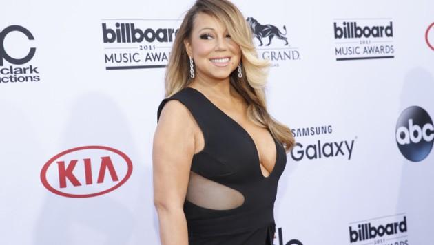 Mariah Carey (Bild: Eric Jamison/Invision/AP)
