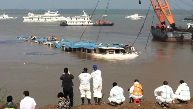 (Bild: APA/EPA/YUAN ZHENG)