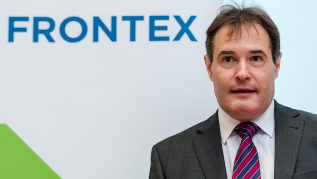 Frontex-Chef Fabrice Leggeri (Bild: AP)