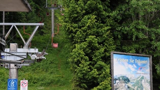 Der Sonnwendjochlift in Kramsach wird nach langem Hin und Her im heurigen Sommer nicht fahren. (Bild: ZOOM-TIROL)