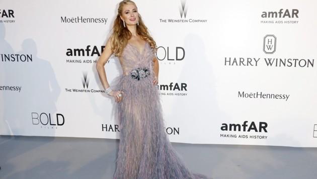 Paris Hilton (Bild: APA/EPA/IAN LANGSDON)