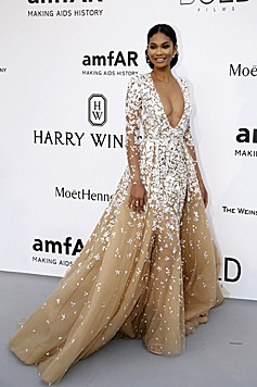 Chanel Iman (Bild: AP)