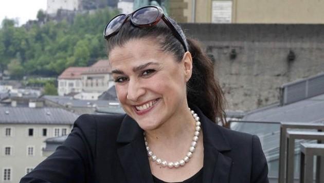Cecilia Bartoli, Leiterin der Salzburger Pfingst-Festspiele