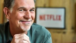 Netflix-Chef Reed Hastings (Bild: APA/EPA/BERND VON JUTRCZENKA)