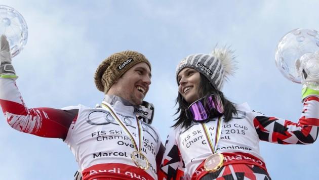Österreichs Ski-Helden: Marcel Hirscher und Anna Fenninger