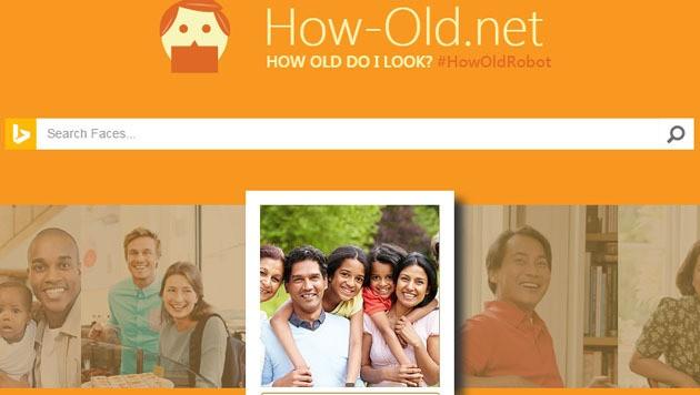 (Bild: How-Old.net)