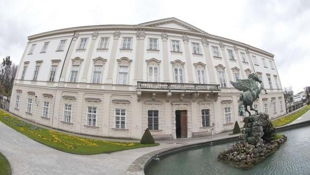 Schloss Mirabell (Bild: Markus Tschepp)