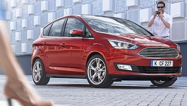 Ford C-Max (Bild: Ford)