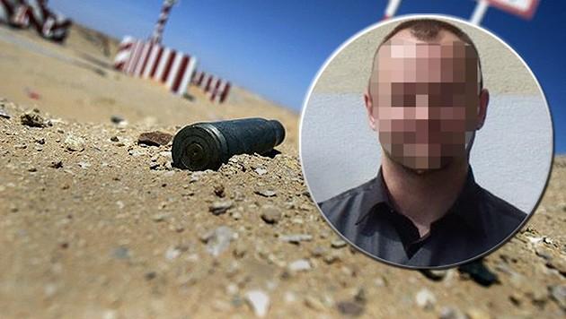 Dalibor S. wurde von IS-Schergen hingerichtet. (Bild: AFP, privat)