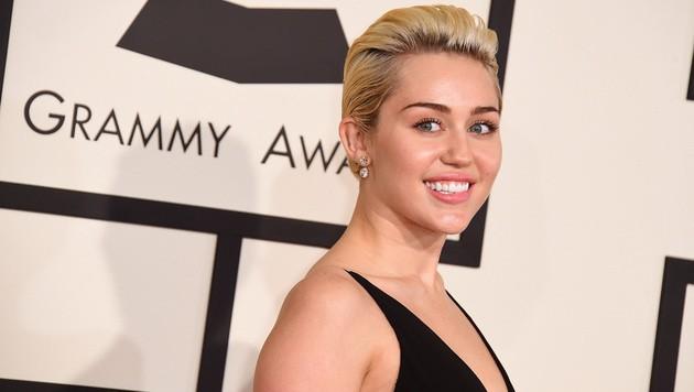Miley Cyrus (Bild: Jordan Strauss/Invision/AP)