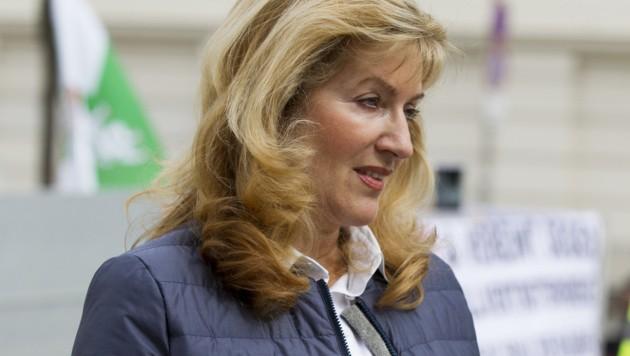 Nationalratsabgeordnete Susanne Winter (FPÖ)