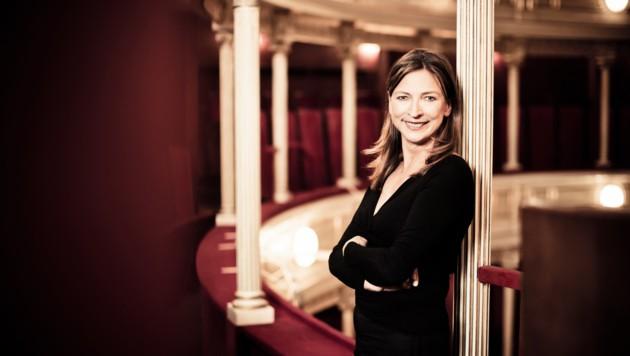 Iris Laufenberg (Bild: Lupi Spuma)
