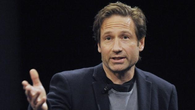 """Nach """"Californication"""" kommt David Duchovny mit der NBC-Serie """"Aquarius"""" bald wieder ins Fernsehen."""