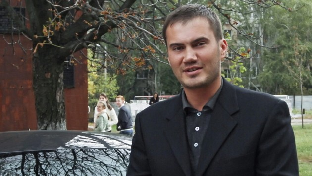 Viktor Janukowitsch Junior ist bei einem Autounfall ums Leben gekommen.