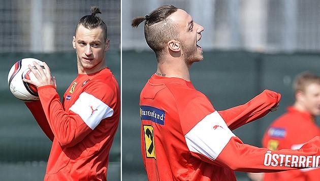Marko Arnautovic Uberrascht Fans Mit Neuer Frisur Krone At