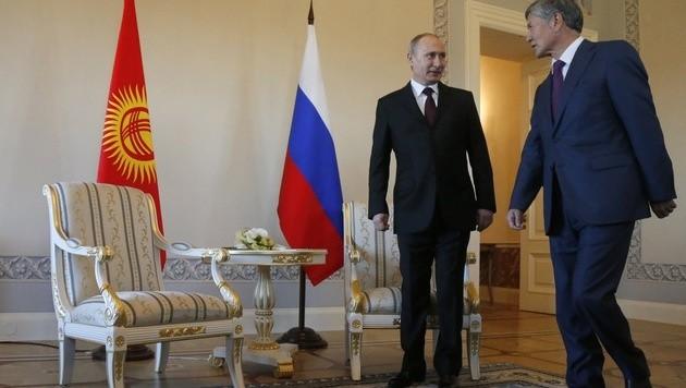 """""""Ohne Gerüchte wäre es langweilig"""", scherzte Putin über die Spekulationen um seine Gesundheit."""