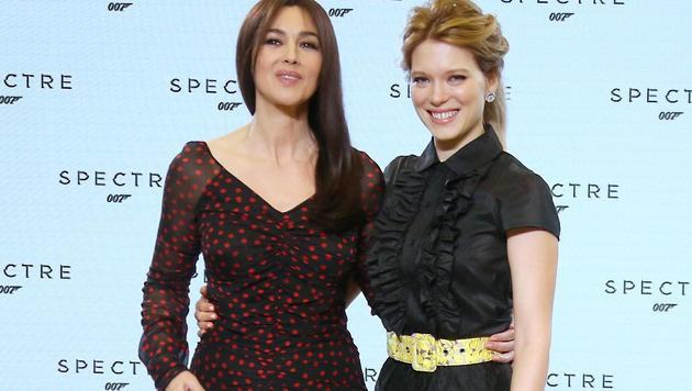 Monica Bellucci und Lea Seydoux