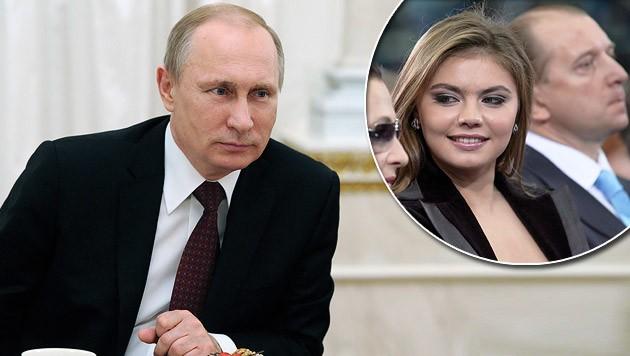 Putins Freundin