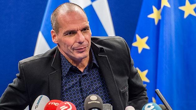 Nimmt sich weiterhin kein Blatt vor den Mund: Griechenlands Finanzminister Yanis Varoufakis