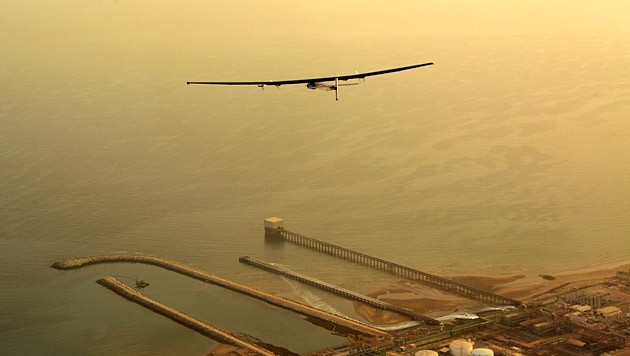 (Bild: Solar Impulse)