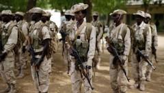 Soldaten aus dem Tschad (Bild: AP (Symbolbild))
