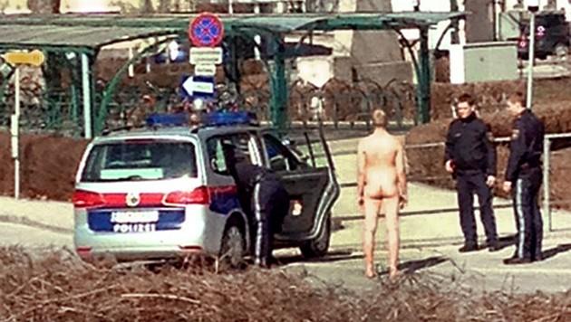 Nackter mann sorgt in n f r polizeieinsatz nachrichten for Auto stockerau