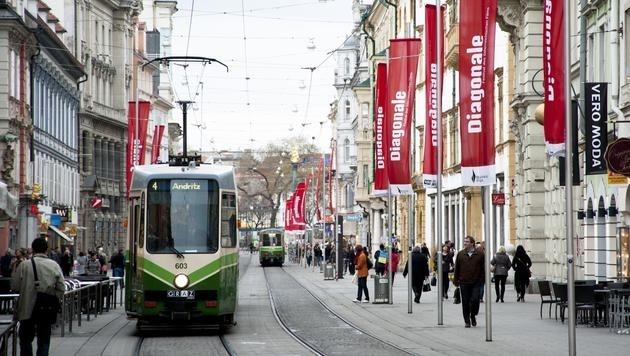 Die Diagonale verwandelt Graz von 8. bis 13 Juni wieder zur Hauptstadt des österreichischen Films (Bild: Diagonale/Martin Stelzl)