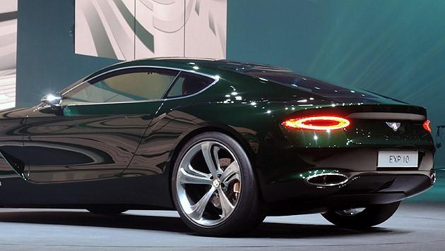 Bentley EXP 10 Speed 6 (Bild: Stephan Schätzl)