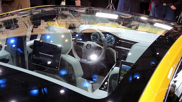 VW Sport Coupé Concept GTE (Bild: Stephan Schätzl)