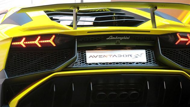 Lamborghini Aventador Superveloce (Bild: Stephan Schätzl)