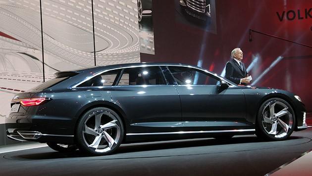 Audi Prologue Avant (Bild: Stephan Schätzl)