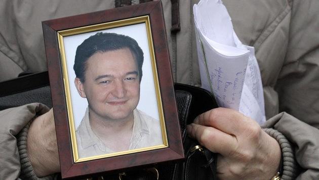 Der Anwalt Sergej Magnitski starb unter mysteriösen Umständen in seiner Gefängniszelle.