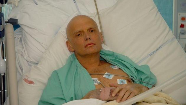 Ex-Geheimagent Alexander Litwinenko wurde 2006 mit Polonium vergiftet. (Bild: Litvinenko Family/EPA/picturedesk.com)