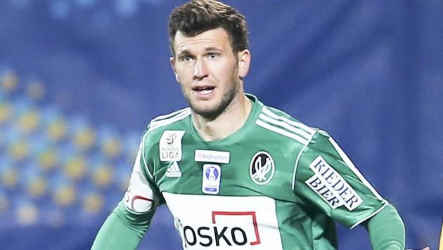Andreas Schicker spielte vor seinem Wechsel zu Horn bei Ried (Bild: APA/ALOIS FURTNER)