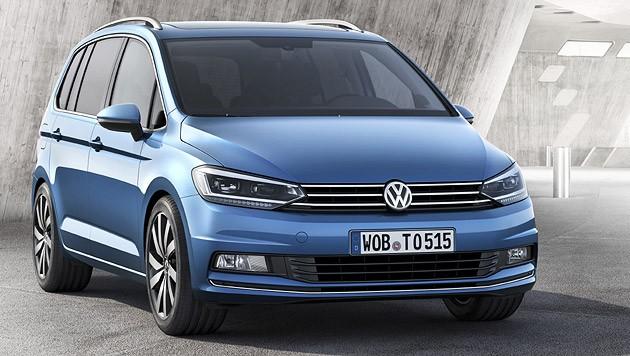 VW Touran Highline (Bild: Volkswagen)