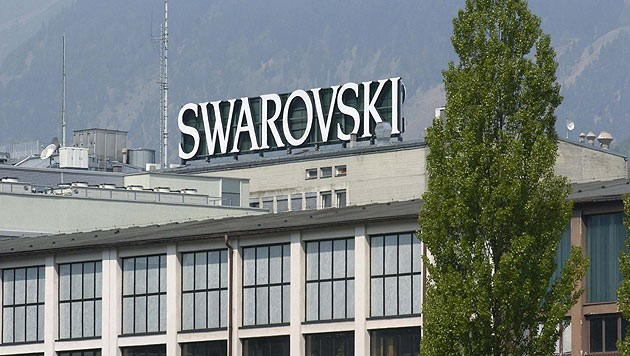 Das Swarovski Werk in Wattens. (Bild: KMA/THOMAS BOEHM)