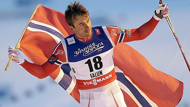 Petter Northug (Bild: AP)