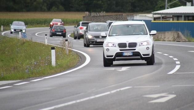 """Innerhalb weniger Stunden unterschrieben mehr als 2400 Menschen den Initiativantrag von """"Stopp S 34"""". (Symbolbild) (Bild: Jürgen Radspieler)"""