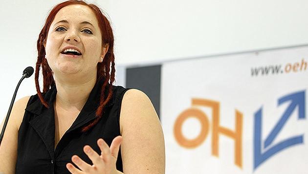 Janine Wulz (29) droht eine Anklage wegen Untreue. (Bild: APA/Georg Hochmuth)